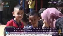 أجواء العيد في مخيم الجلزون شمال رام الله