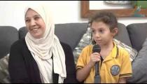 لقاء مع عائلة الأسير جمال زيد والذي اعتقــ.ل قبل أيام ويعاني من الفشل الكلوي