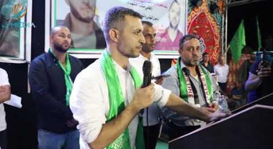 استقبال الأسير شادي فارس وشاحي من مثلث الشهـداء بعد إعتقال دام 19 عاما