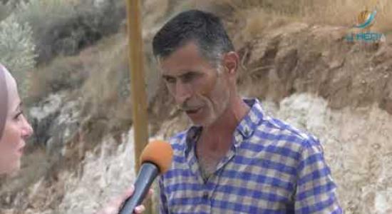 تفاصيل تصدي الأهالي لقوات الاحتلال لمنعهم من اعتقال أحد المواطنين في دوما جنوب نابلس